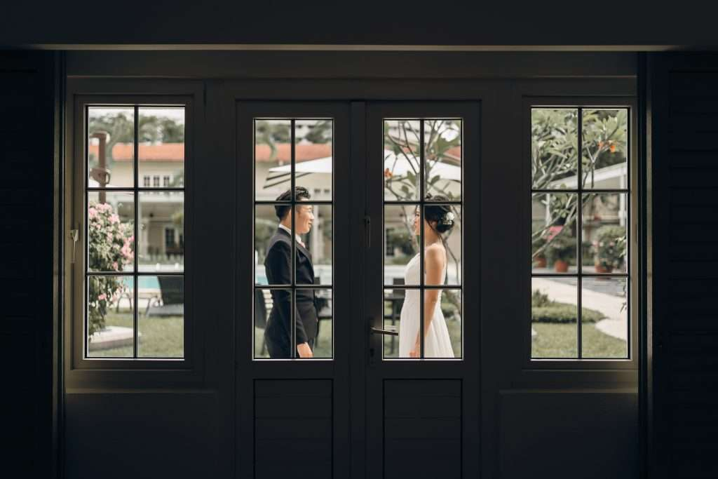 Ala carte wedding package for videography singapore