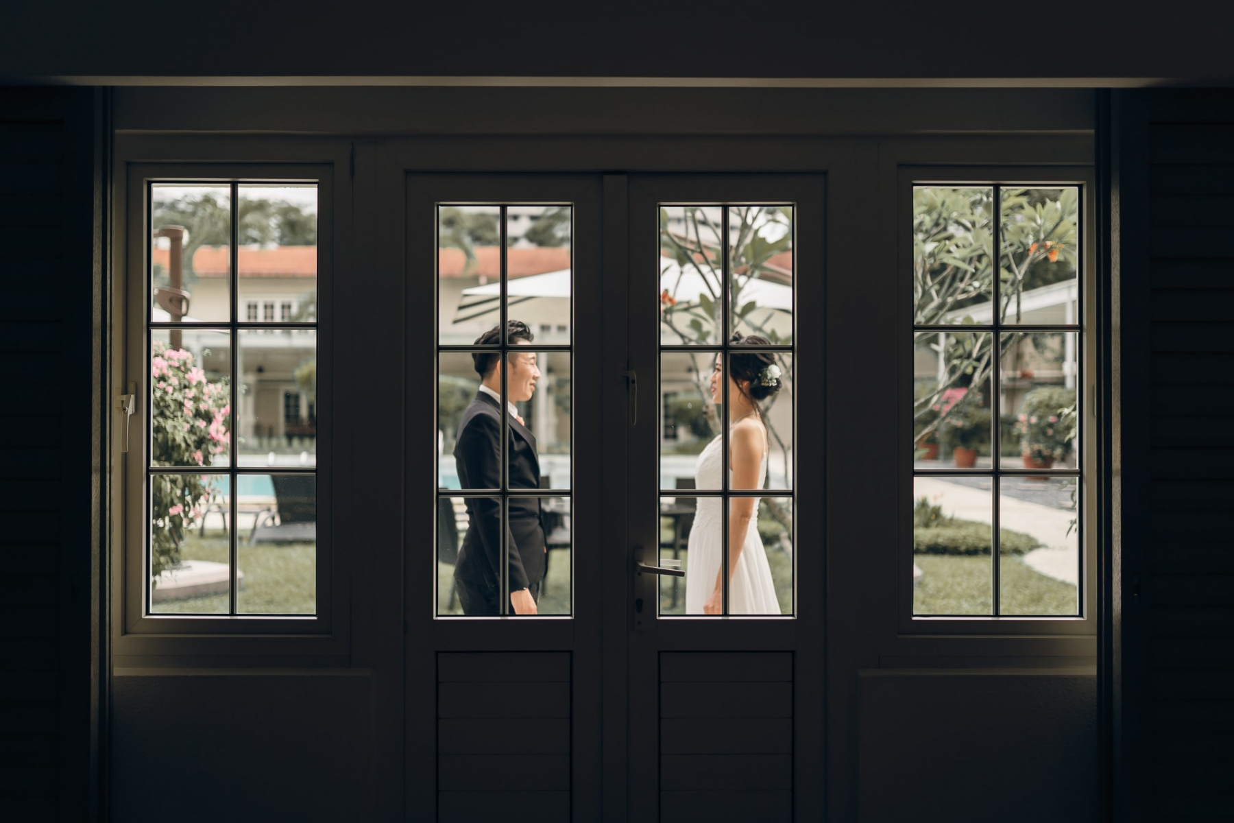 chinese wedding photography in Singapore