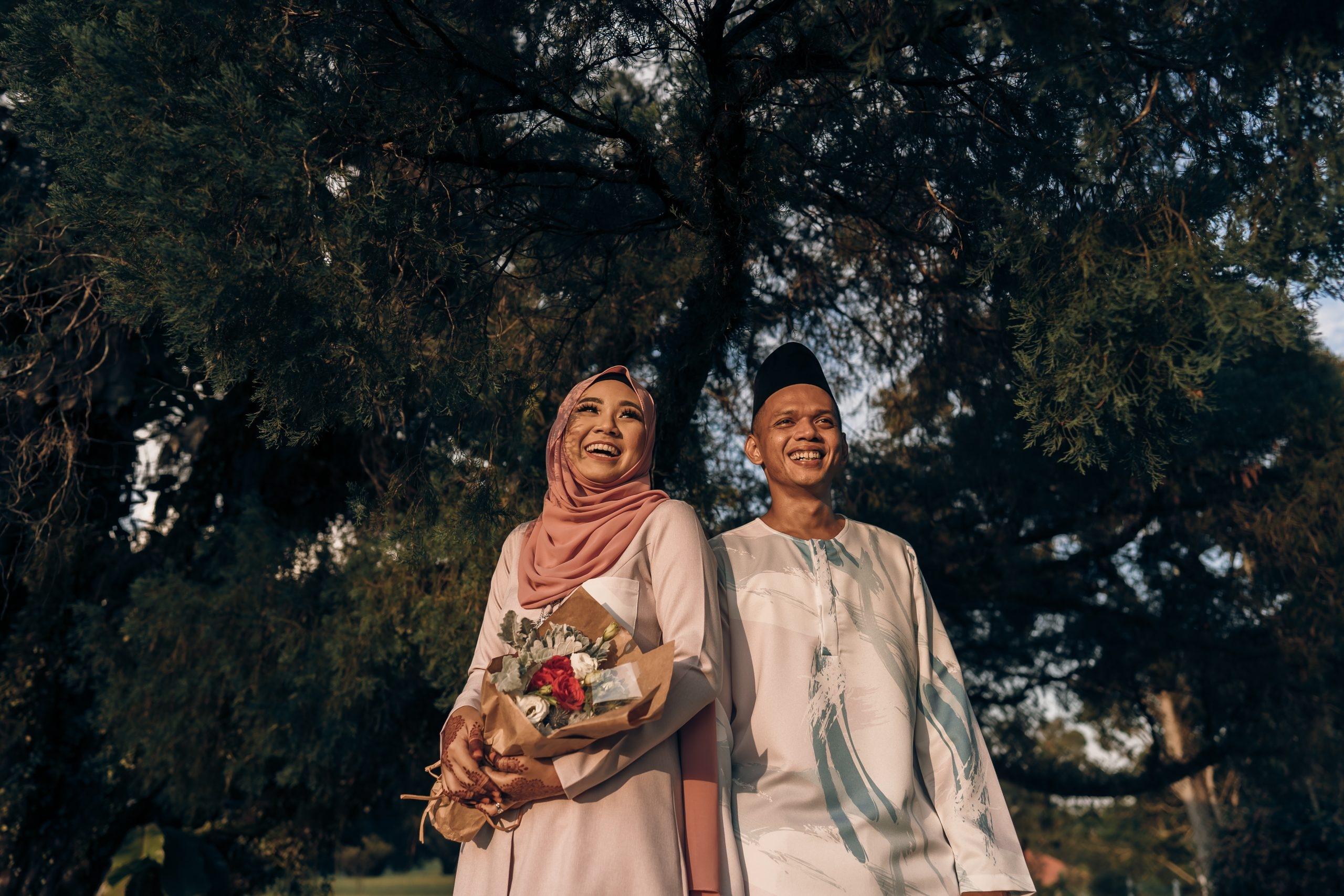 Covid compliance Malay wedding photography Singapore
