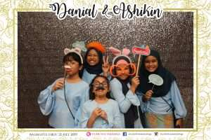 photo booth in Singapore