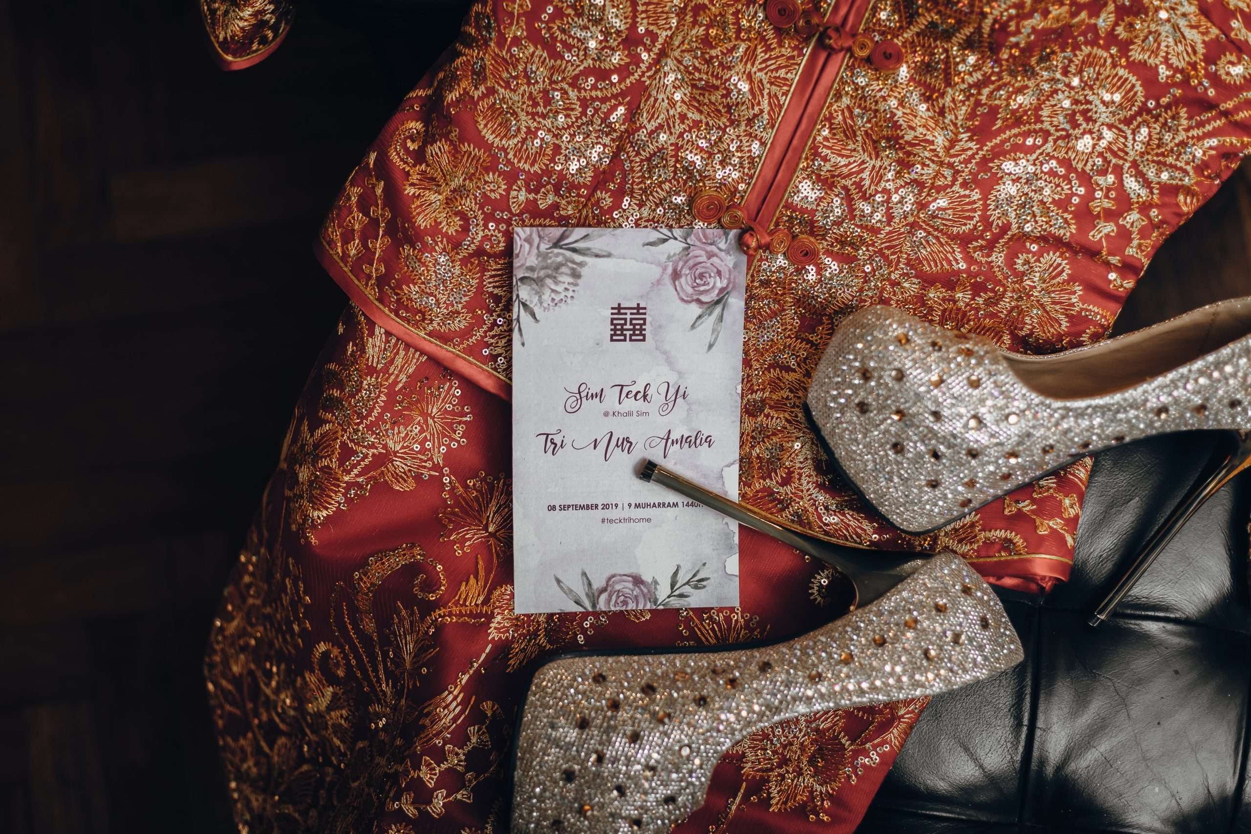 best Wedding invitation card packages Singapore