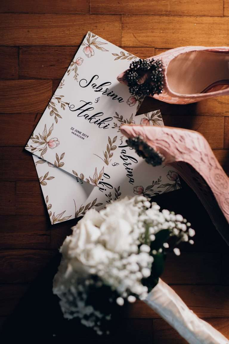 invitation card package