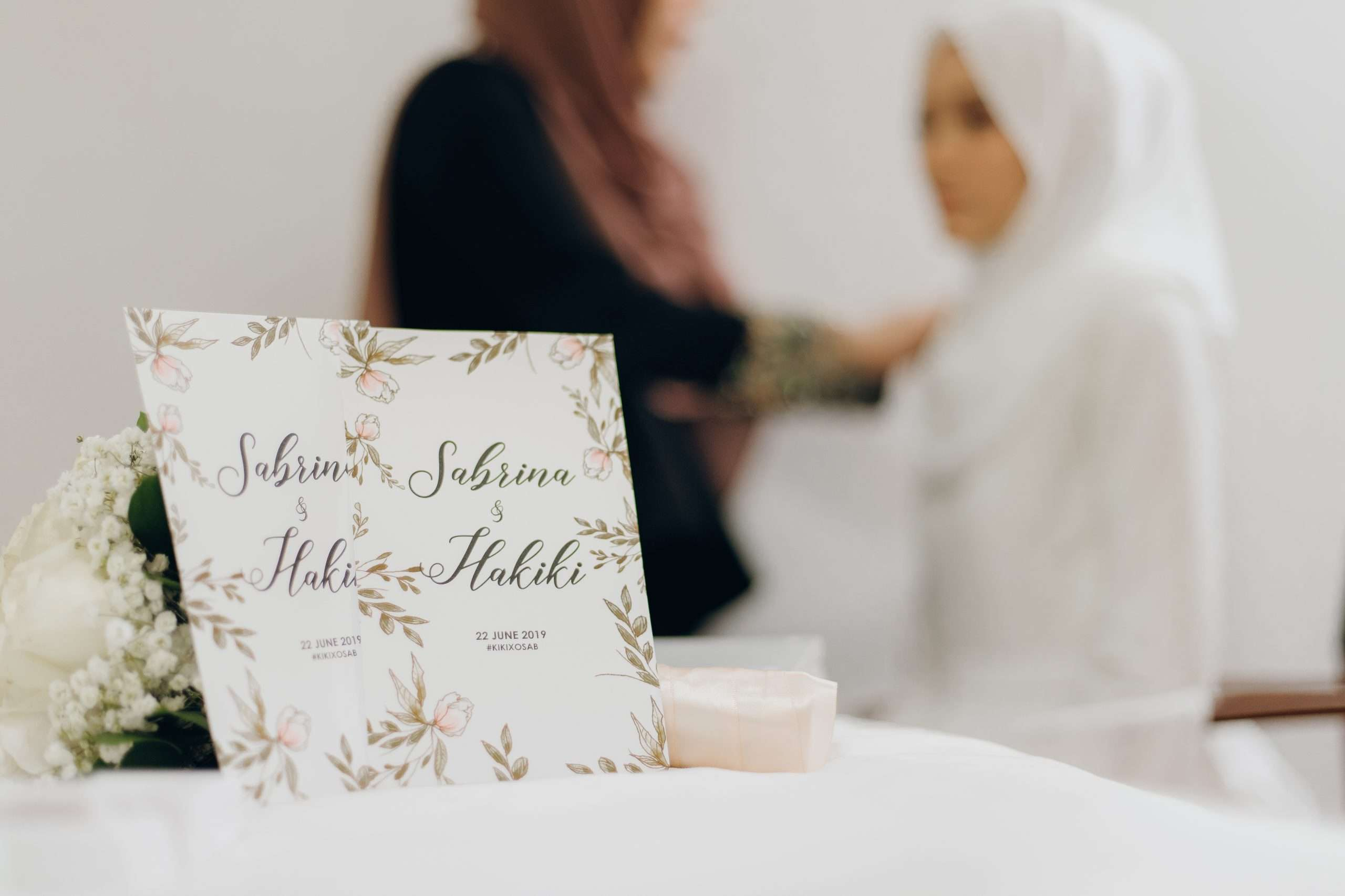 perfect wedding invitation card package