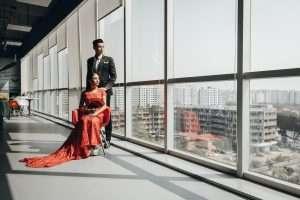 luxury suites package inclusive of wedding photobooth