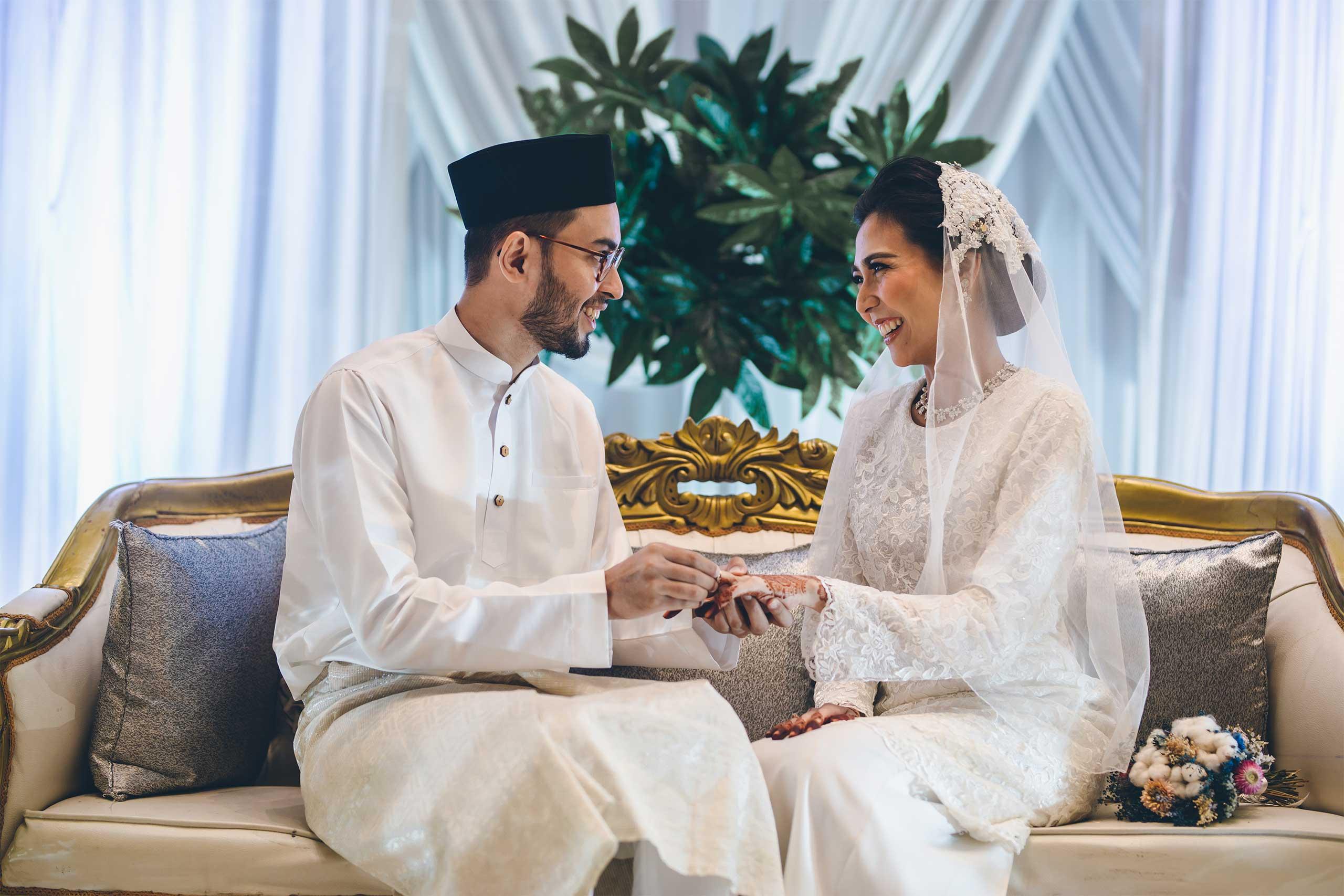 malay wedding videography Singapore