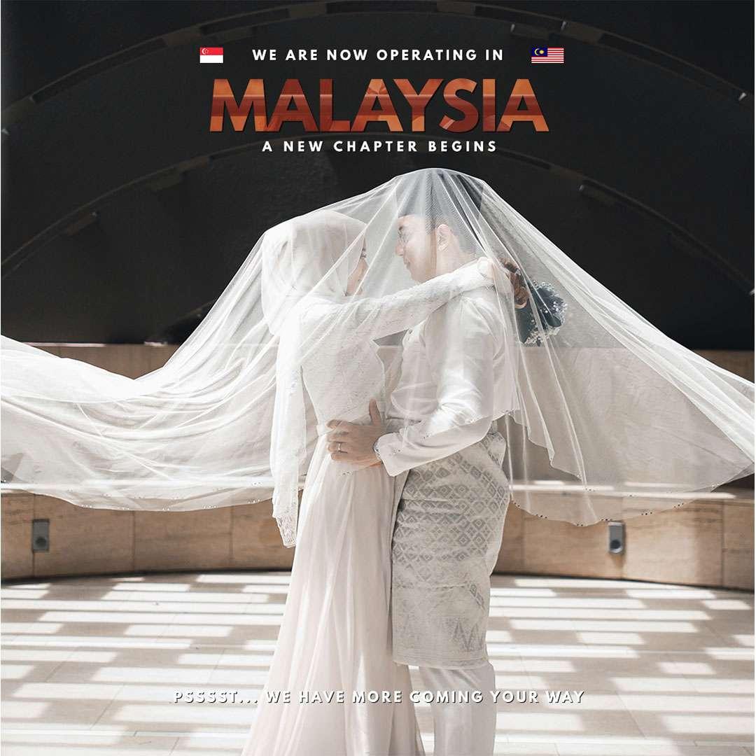 wedding roadshow Malaysia Singapore
