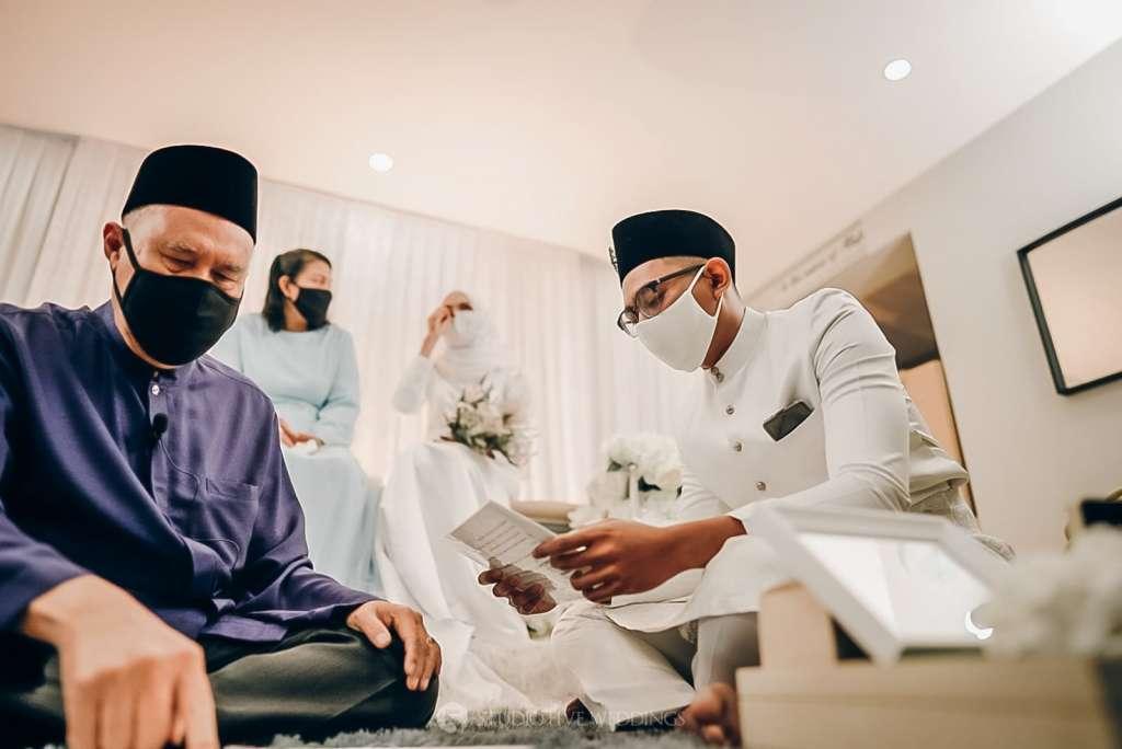 livestream wedding packages Singapore